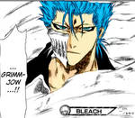 Grimmjow colored