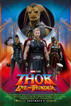 Marvel Studios' Thor Love and Thunder