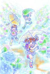 Hydrangea by oi-chan