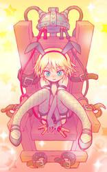 Crocodile chair by oi-chan