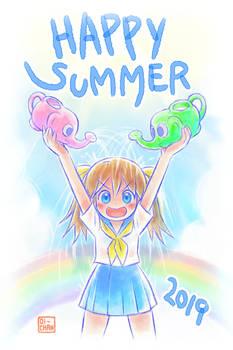 Enjoy the summer !