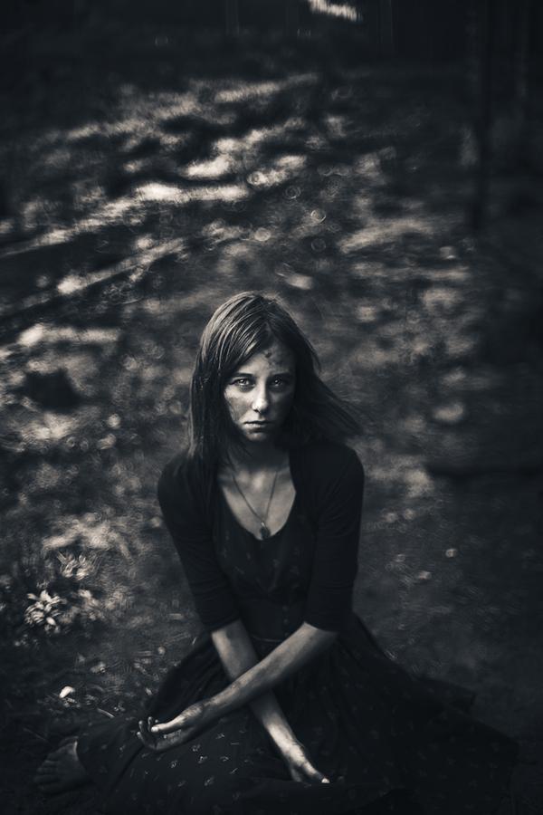 Polina by YaroslavKaras