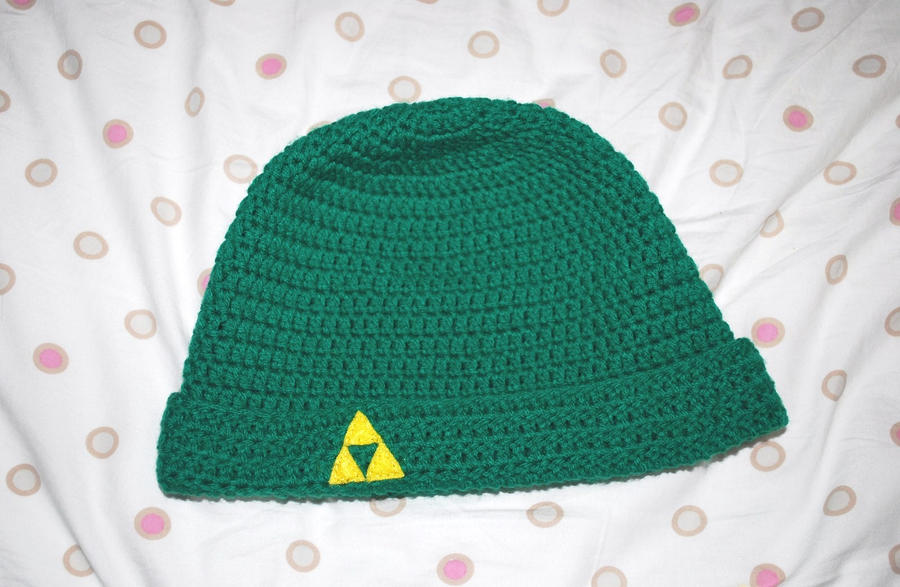 Legend of Zelda Beanie by craftyhanako