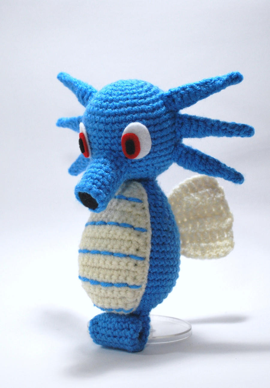 Horsea by craftyhanako on DeviantArt