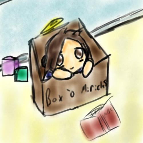 Box o miracles by leanameoko