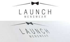 Menswear store logo - FOR SALE