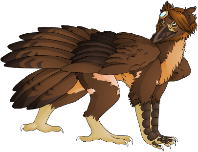 Donburd by chaoswing