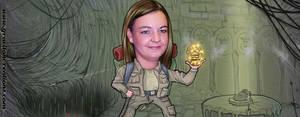 Tomb Raider Liz And The Lost Ark