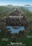 Shehallion/Sylvacia Map