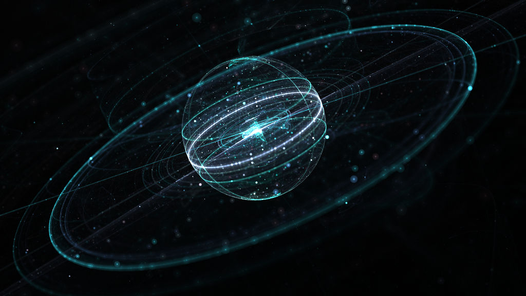 Space and Particles 5