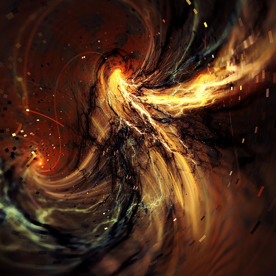 Turmoil by JanRobbe