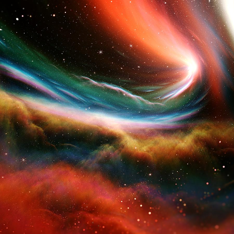Cosmic Veil