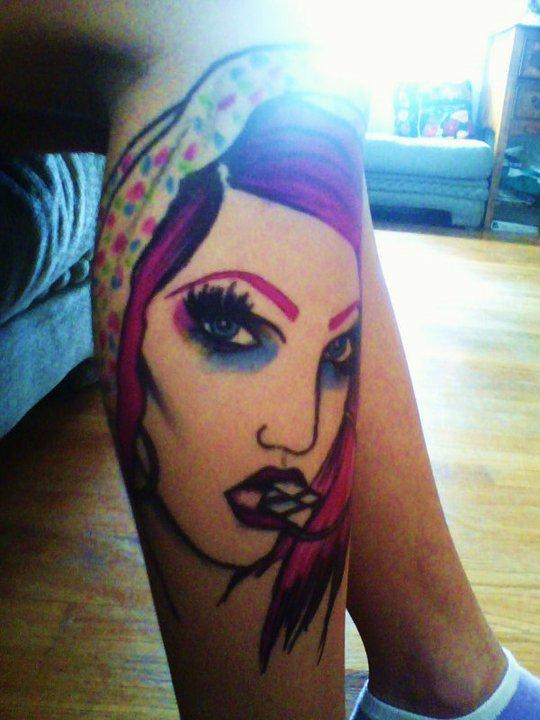 star more tattoo ideas stars jeffree 3 body tattoos