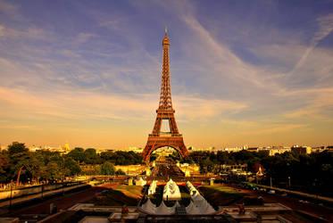 Tour Eiffel by rainshine21