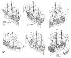 Barcos Conjunto 1