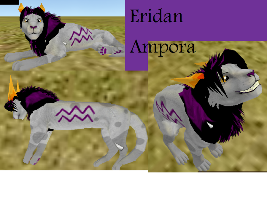.:preset:. Eridan Ampora by Letipup