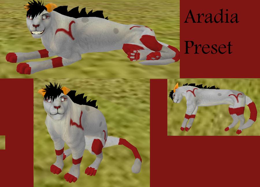 .:gift.Preset:. Aradia Megido by Letipup