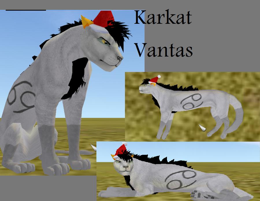 .:RQ:. Karkat Vantas by Letipup