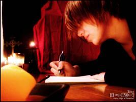 Light Yagami: Killer by Maru-Light