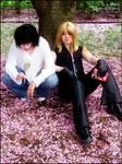 Death Note: LxMello - Petals
