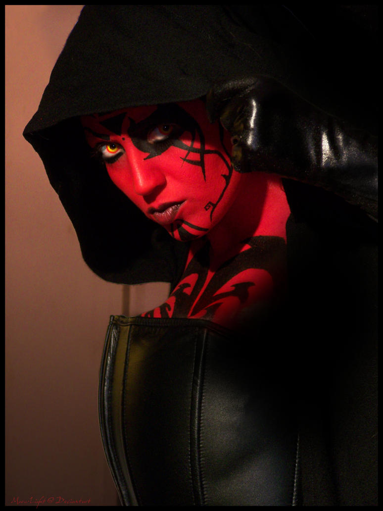 Darth Talon Test 01 by Maru-Light