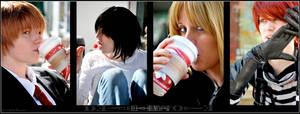 Death Note at Starbucks