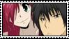 Kirsch and Hibari Stamp by TrollerBridge