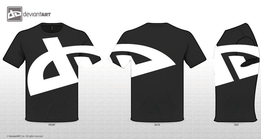 Bold tee logo by z4ngetsu