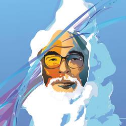 Miyazaki tribute by z4ngetsu