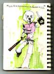 zombie punk bleed
