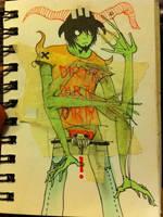 dirty n grubby by b33lz3bub