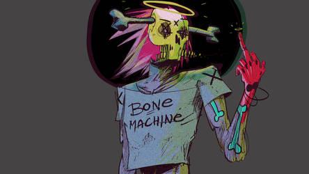 Bonemachine by b33lz3bub