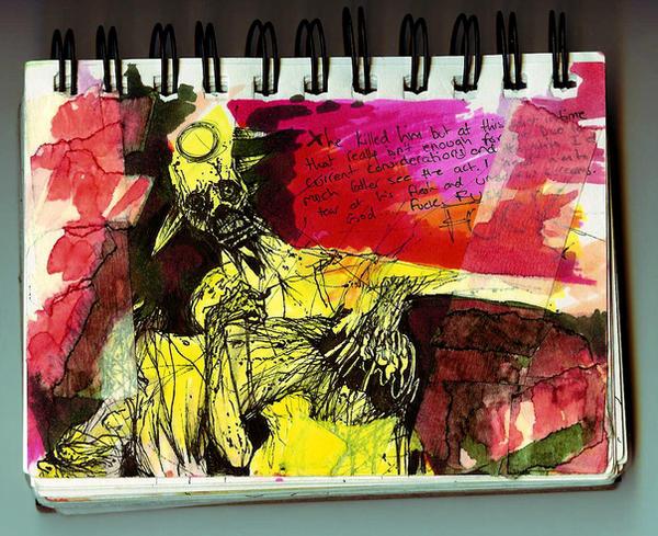 hypercolorkill by b33lz3bub