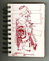 hip hop trash by b33lz3bub