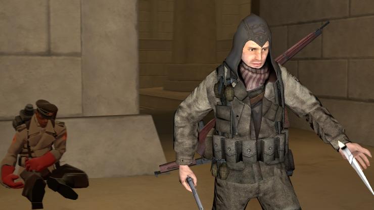 Assassins Creed Ww2 By Landymaus On Deviantart