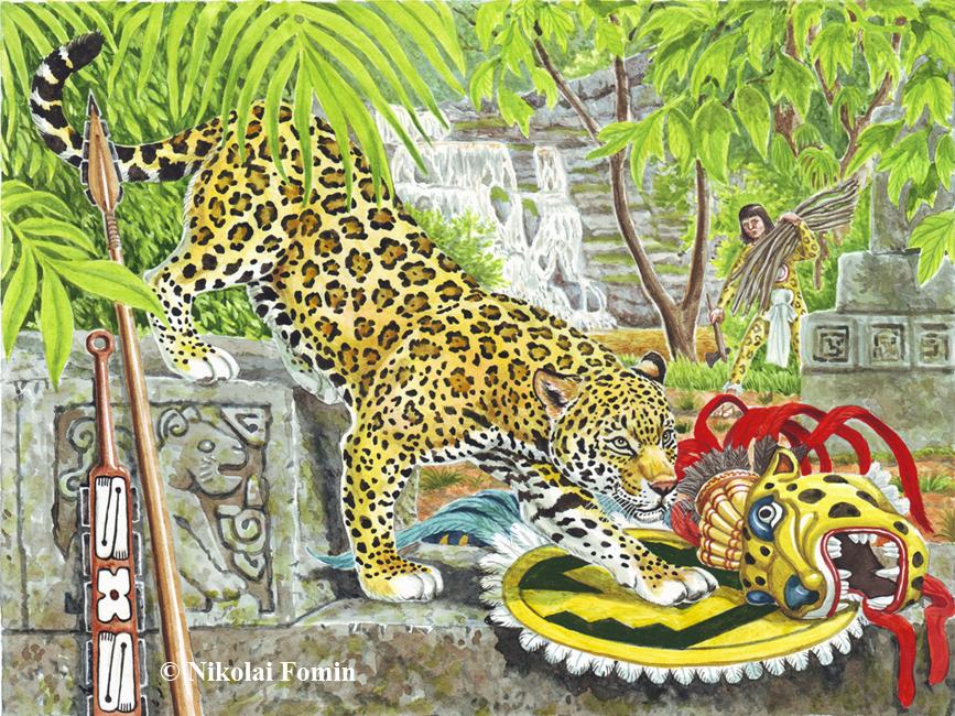 Jaguar. by Nikkolainen