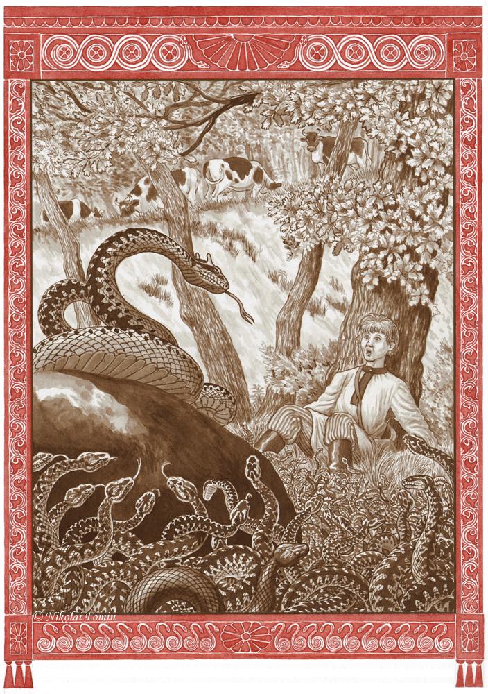 Serpent Stone 1. by Nikkolainen