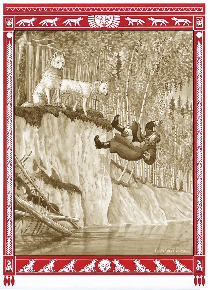 White Wolf 2. by Nikkolainen