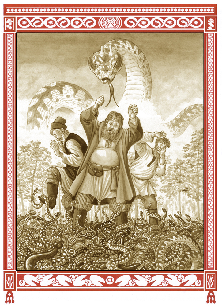 Serpent Tsar 3. by Nikkolainen