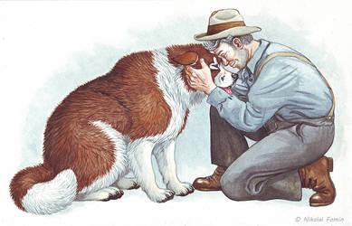 Buck and Thornton. by Nikkolainen