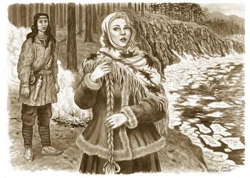 Ergach and Sophia.