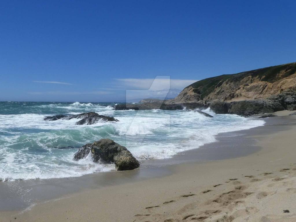 California Coast 3 by NerdBirdsStudio