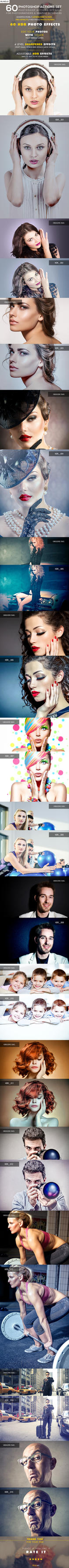 HDR Photo Effects Bundle by Hz-designer