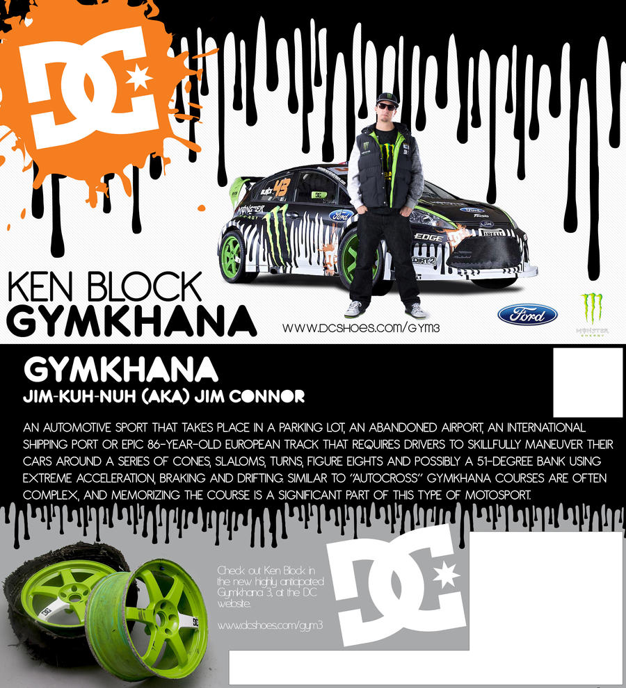 (DC Ken Block Direct M...)