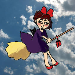 Ghibli_Collab Kiki