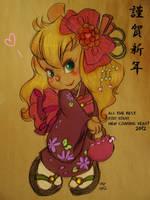 Kimono Gadget by asami-h