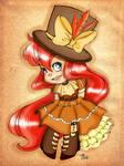 OC: Steampunk_Girl
