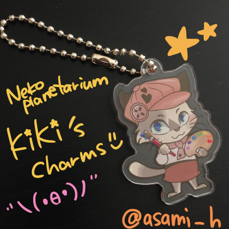 kiki's charm by asami-h