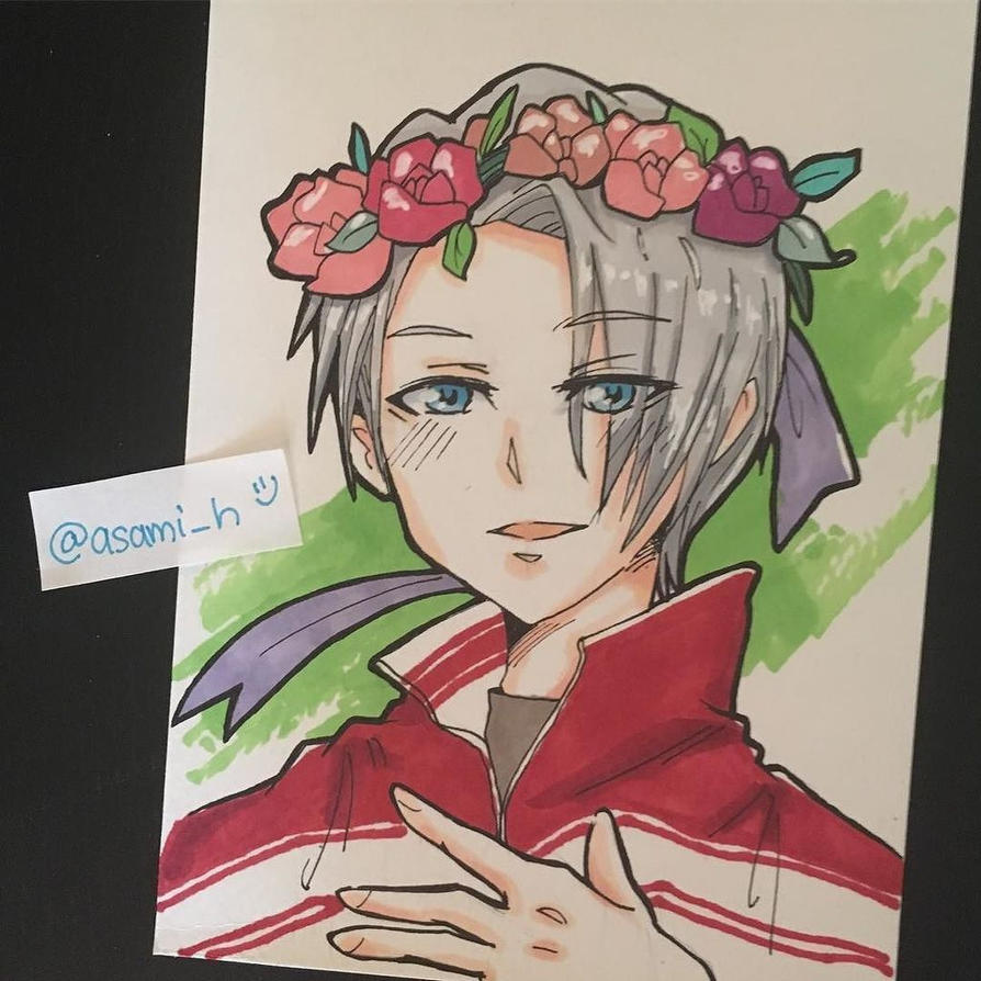 Victor by asami-h