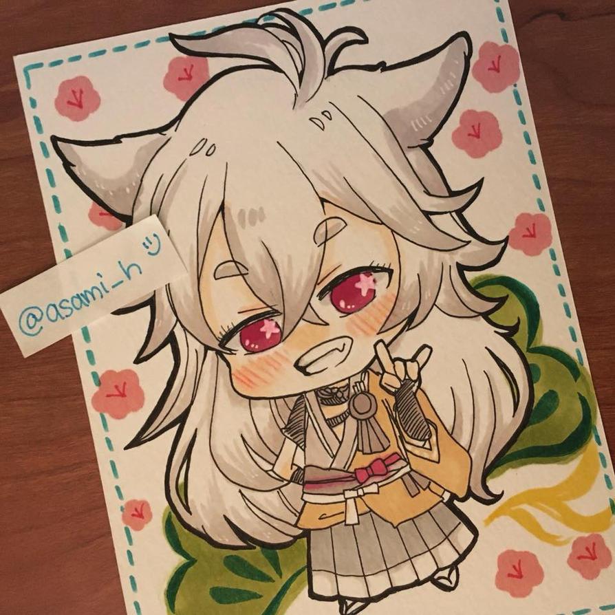 kogitsune by asami-h